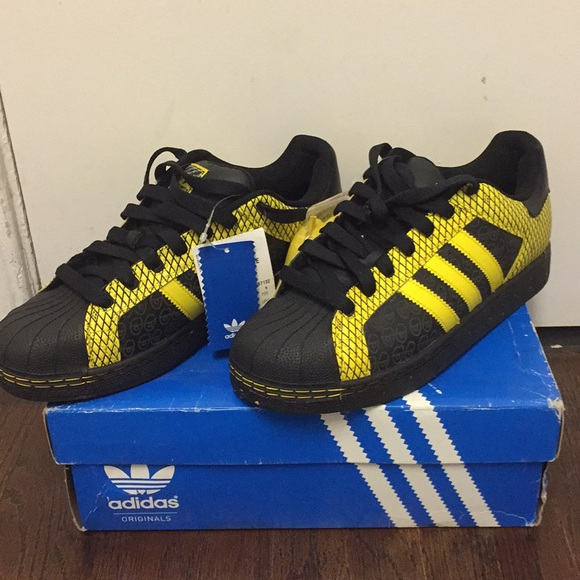 Addidas Shell Toe Super Skate Mark Gonzales Boutique